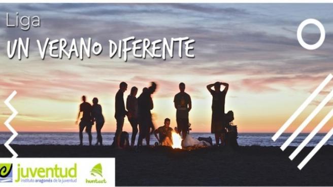 El Instituto Aragonés de la Juventud organiza el concurso fotográfico 'Un verano diferente'