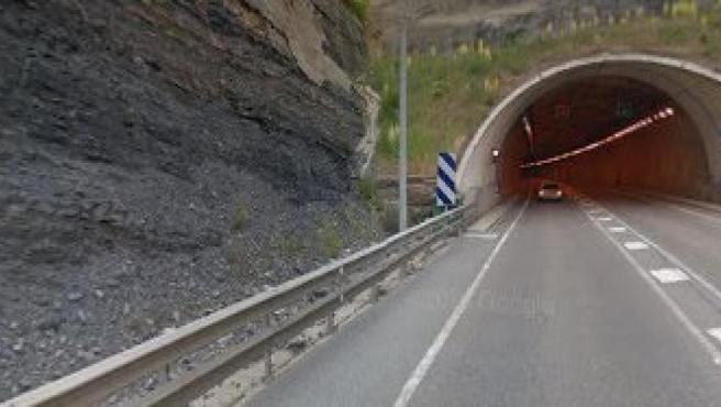 Imagen del túnel de Piqueras