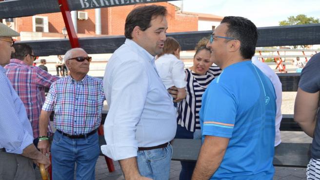 Núñez afirma que PP se ha quedado 'solo' en el centro derecha de C-LM porque 'todos se han ido a abrazar a la izquierda'