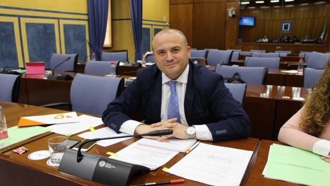 Huelva.- Julio Díaz (Cs) destaca 'el apoyo decidido' de la Junta a las familias