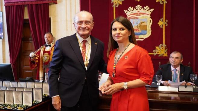 Málaga.- Susana Carillo, nueva portavoz del equipo de gobierno de Málaga capital