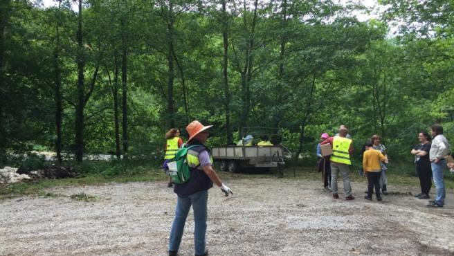 Cerca de 250 Héroes LIBERA han liberado de basuraleza 8 espacios naturales de Cantabria