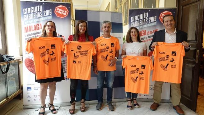 Málaga.- El Circuito de Carreras de Ponle Freno llega a Málaga en su tercera parada y la primera en edición nocturna