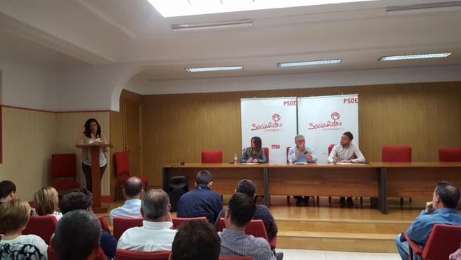 El PSOE propone al concejal de Burgos David Jurado para presidir la Diputación