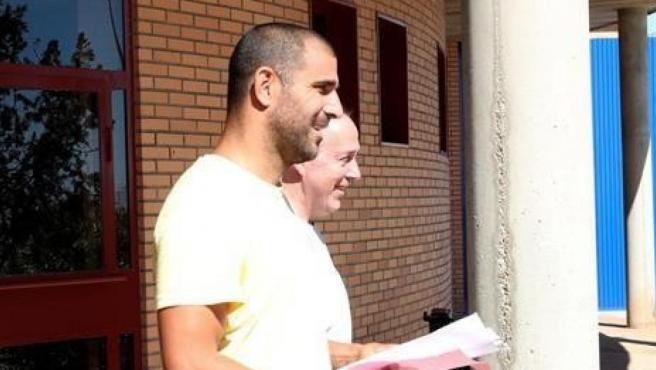 Carlos Aranda sale de prisión tras pagar la fianza de su detención por la 'Operación Oikos'
