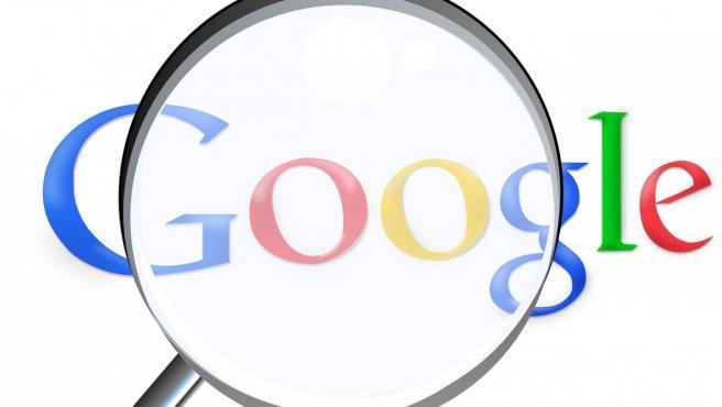 Imagen ilustrativa del motor de búsqueda de Google.