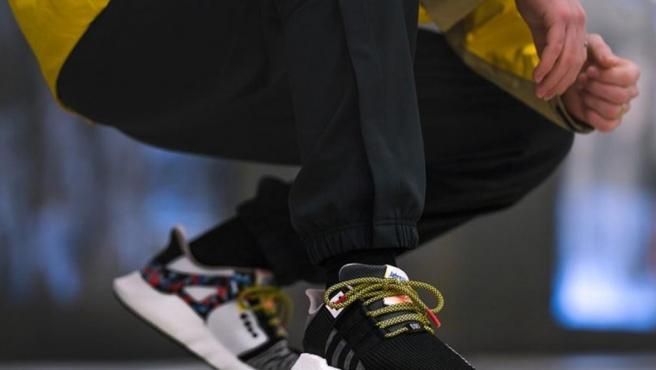 Adidas con NFC.