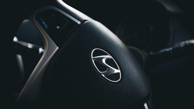 Coche Hyundai.