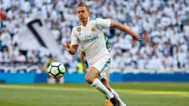 Marcos Llorente (Real Madrid) es hijo de futbolista (Paco), sobrino (Julio), nieto (Ramón Grosso) y sobrino nieto (Paco Gento).