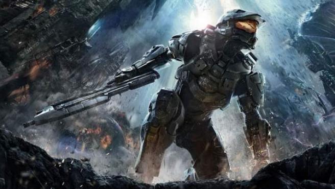 Una imagen promocional del videojuego 'Halo 4'.