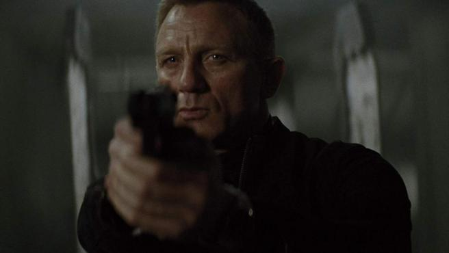 Daniel Craig como James Bond en 'Spectre'.
