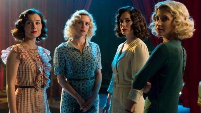 'Las chicas del cable', serie de Netflix.