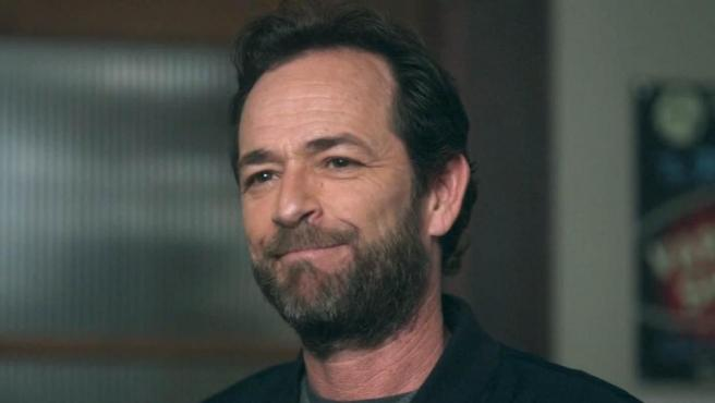 Luke Perry en 'Riverdale'.
