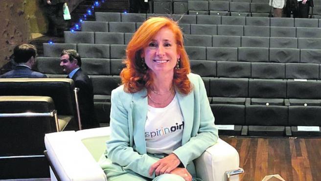 Marta Pérez Dorao, en una imagen reciente
