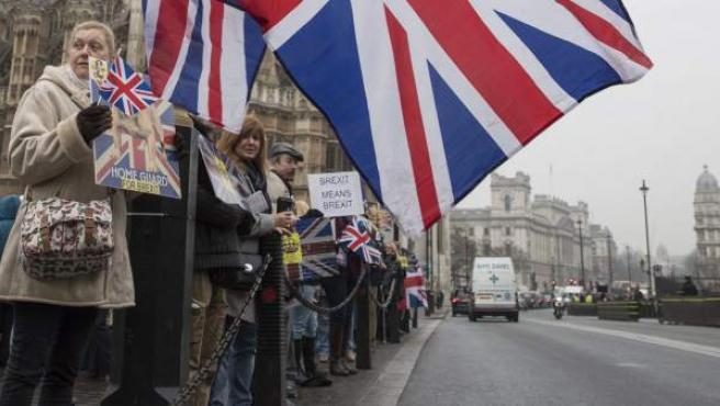 El 'brexit', tres años después: más cerca que nunca de una salida abrupta