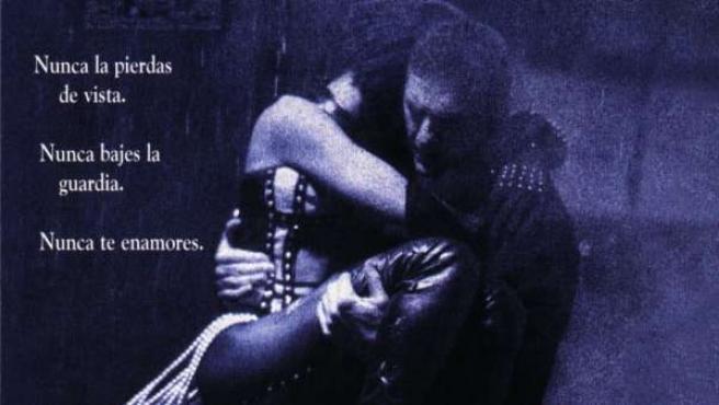 Poster de 'El Guardaespaldas'.