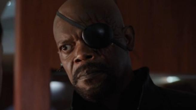 Samuel L. Jackson se enfurece por un error en 'Spider-Man: Lejos de casa'