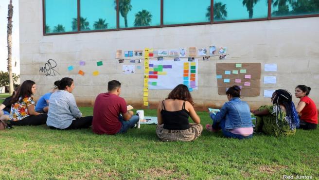 Grupo Jóvenes por la Diversidad