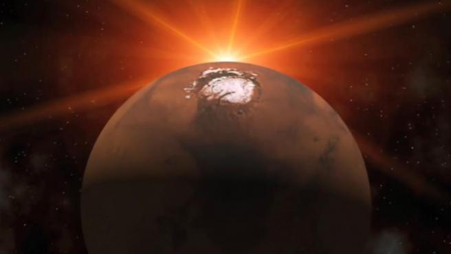 El pico de metano detectado en Marte se desvanece
