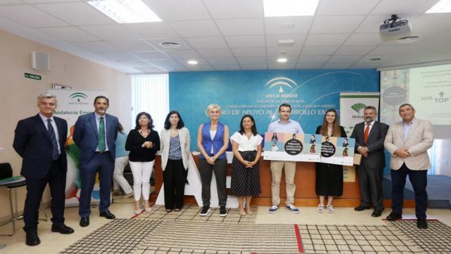 Premios Andalucía Emprende en Cádiz