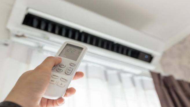 Uso de aparato de aire acondicionado
