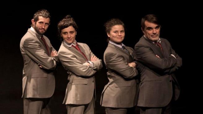 'Hamlet' De La Companhia Do Chapitô