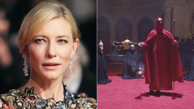 Cate Blanchett estaba en la orgía de 'Eyes Wide Shut' y no te diste cuenta