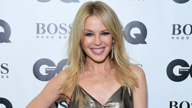 La cantante Kylie Minogue, en 2018.