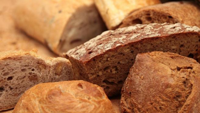 Varios tipos de pan, en una imagen de archivo.