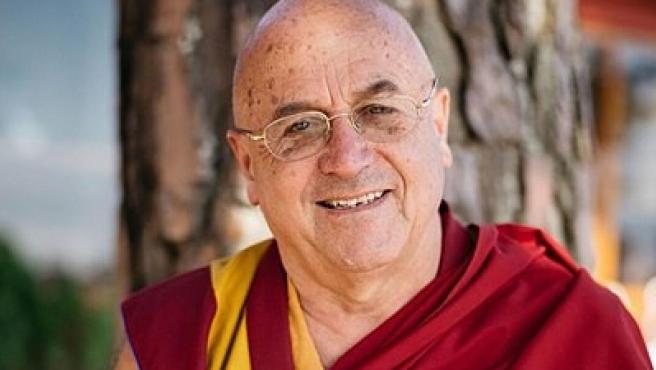Matthieu Ricard, monje budista y el hombre más feliz del mundo.