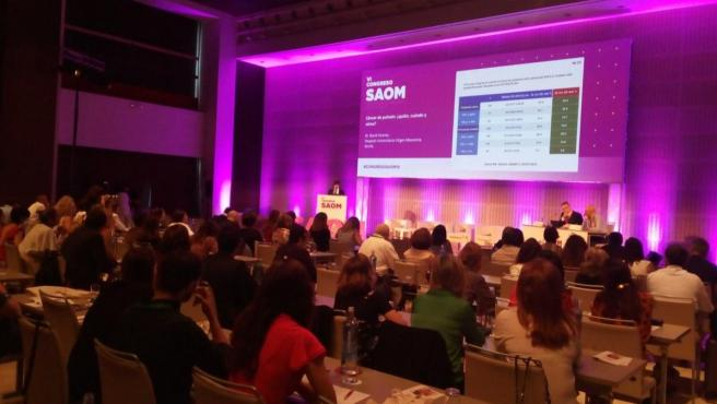 Sociedad Andaluza de Oncología Médica celebra su congreso anual donde presenta un informe sobre la desnutrición de pacientes oncológicos y el mayor riesgo de sufrir depresión y ansiedad