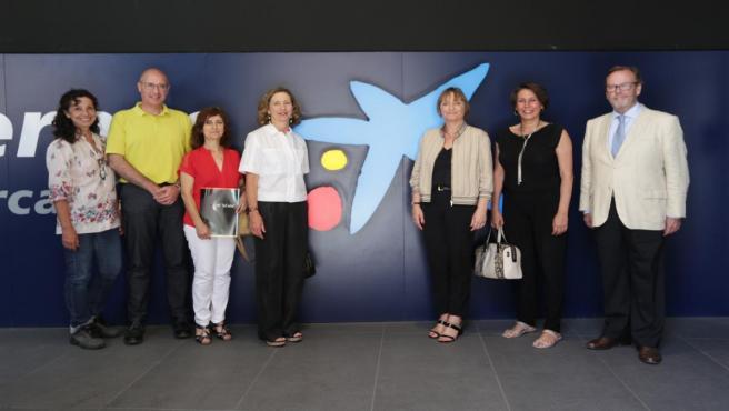 La Obra Social 'La Caixa' concede ayudas para seis proyectos de asociaciones de Sevilla destinados a personas vulnerables.