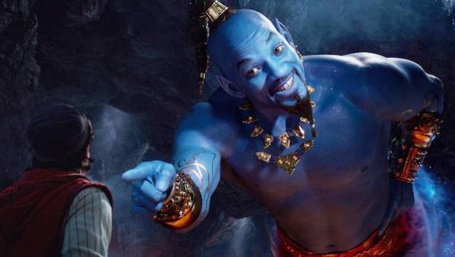 'Aladdin' ya es la película más taquillera de Will Smith