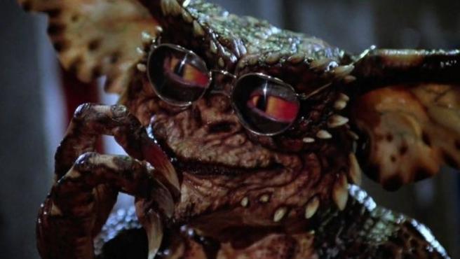 Una imagen de la película 'Gremlins'.