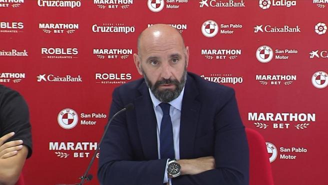 "Monchi: ""Ceballos nunca ha sido un objetivo del Sevilla"""