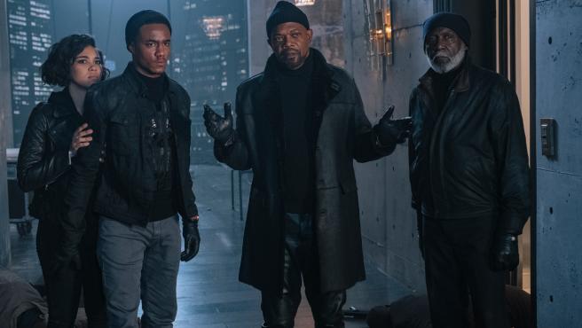 'Shaft', Netflix tira de nostalgia (y 'black power') con Samuel L. Jackson