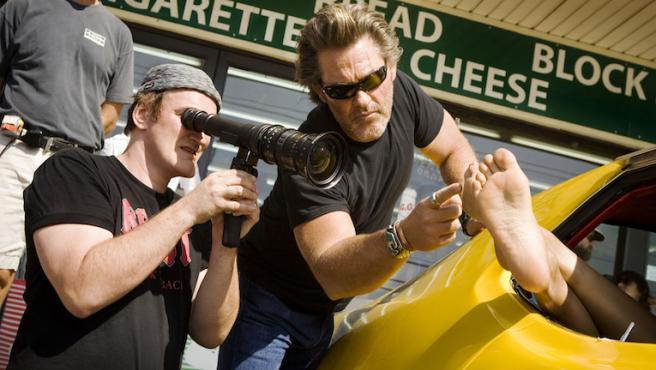 Quentin Tarantino vuelve a amenazar con su retirada del cine