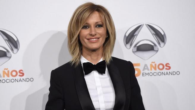 La presentadora y periodista Susanna Griso.