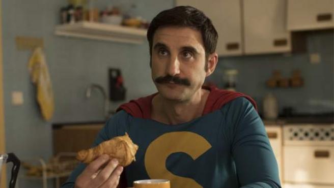 Dani Rovira es 'Superlópez' en la adaptación de las viñetas del personaje creado por Jan