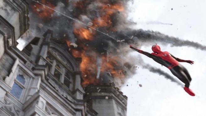 'Spider-Man: Lejos de casa' tiene la escena postcréditos más importante de Marvel