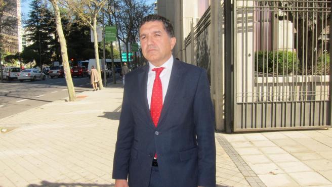 El ex secretario general de Economía, Gaspar Llanes
