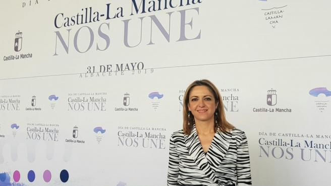 La portavoz del PSOE, Cristina Maestre