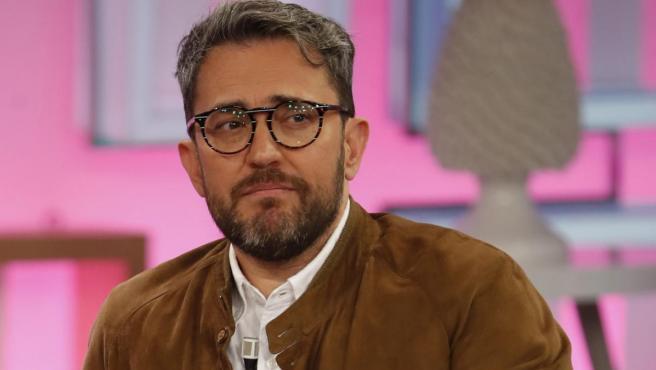 Máximo Huerta, en una reciente aparición televisiva.