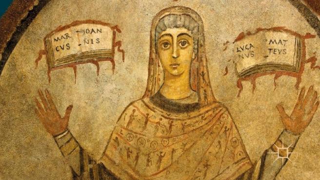 Portada del libro de la investigadora Ally Kateusz donde defiende que el liderazgo de la mujer en la iglesias ha sido sistemáticamente ocultado por el Vaticano.