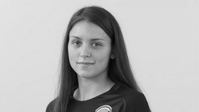 Ekaterina Koroleva, jugadora rusa de balonmano playa fallecida por ahogamiento tras la disputa del Europeo.