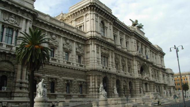 Palacio de Justicia de Roma.
