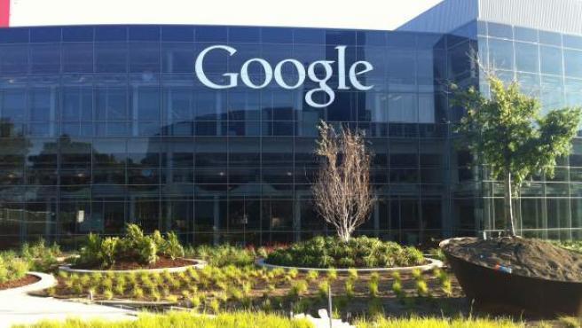 Oficinas de Google en Mountain View.