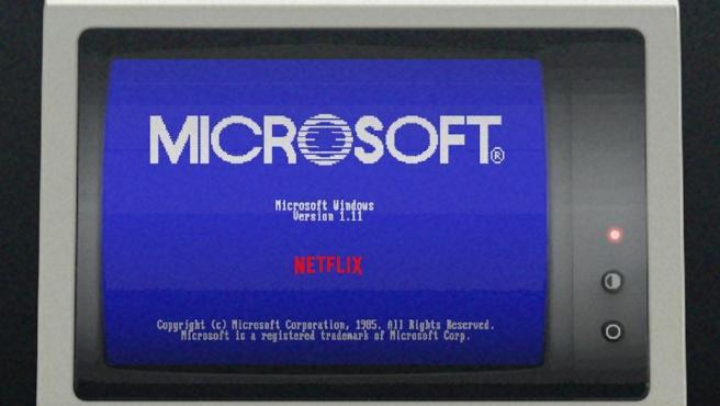 Windows 1 reaparece como una 'app' para Windows 10 con juegos de 'Stranger Things'.