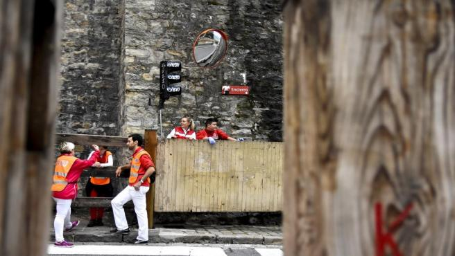Atenciones Encierro Día 10 Sf19 Cruz Roja Navarra