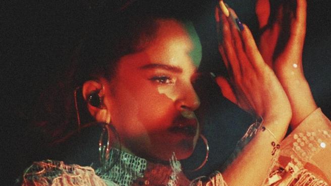La cantante Rosalía presenta su aclamado 'El mal querer'.